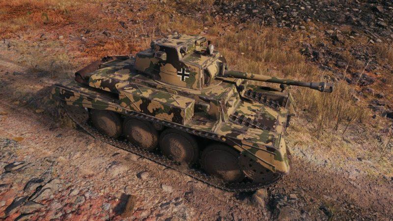 Танк Pz. 38 n.A.