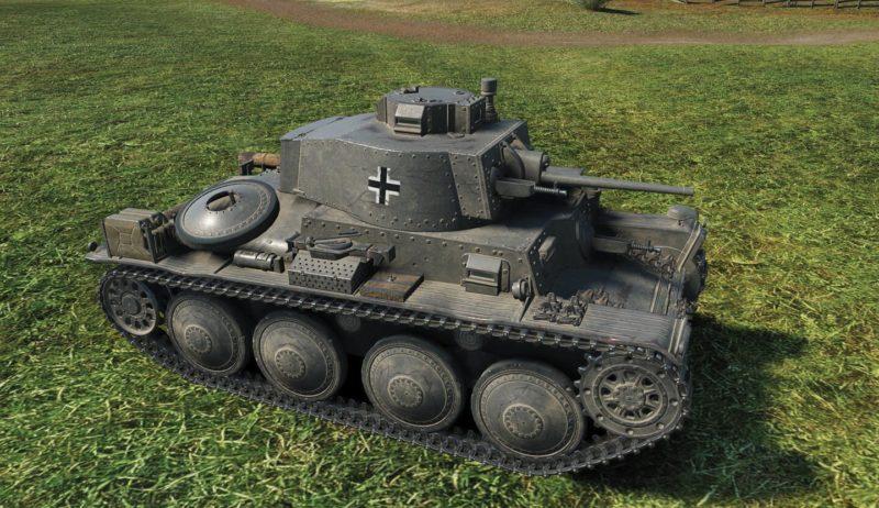 Танк Pz. 38 (t)