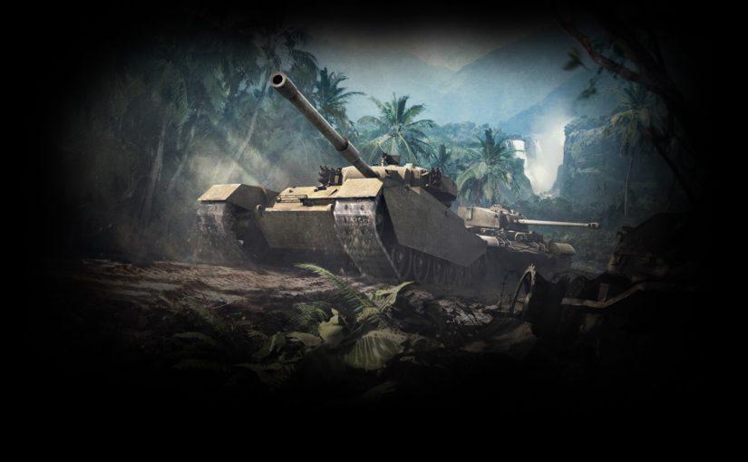 Скачать тестовый сервер World of Tanks 1.5
