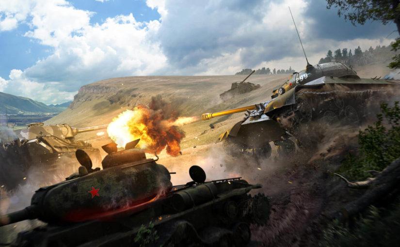 Что будет с фугасами в World of Tanks