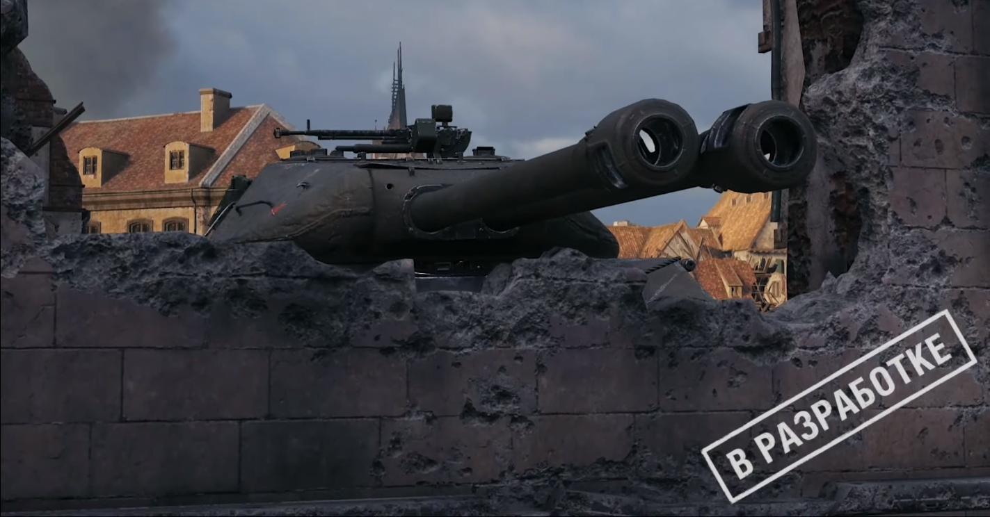 extended visualization mod for world of tanks скачать